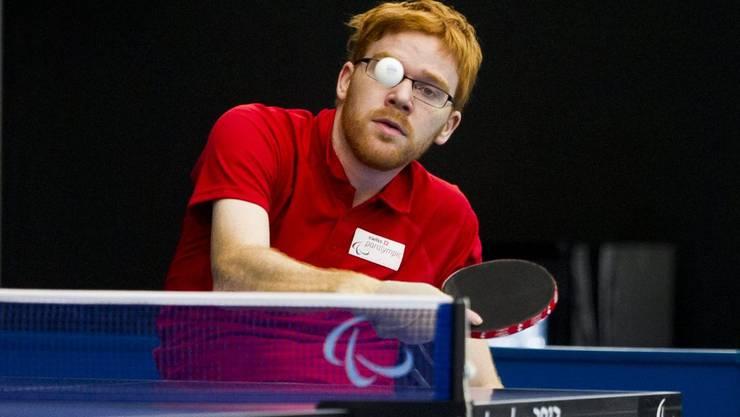 Der Aargauer Silvio Keller will wieder brillieren wie hier bei den Paralympics 2012 in London.