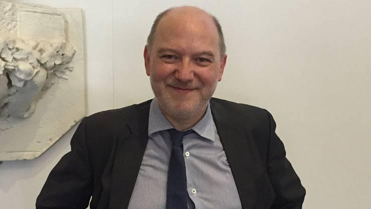 «Wir sind voran gekommen und die Atomlobby ist in der Defensive»: Denis Baupin, Vizepräsident der französischen Nationalversammlung (Grüne).