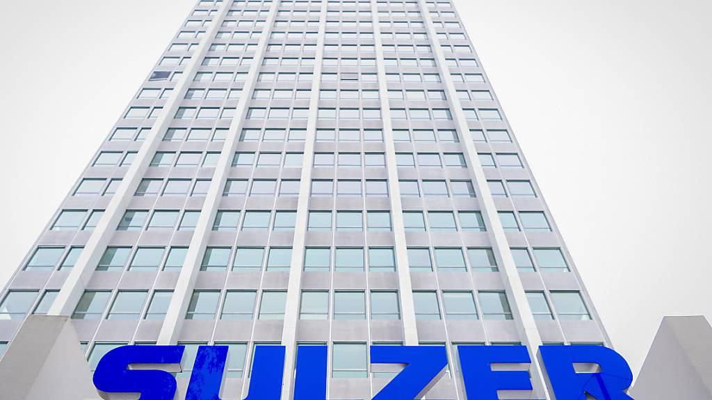 Die Sulzer-Aktionäre können am 20. September an einer ausserordentlichen Generalversammlung über die Abspaltung der APS-Division abstimmen. (Archivbild)