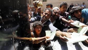 Zwei Drittel der Menschen sind in dem bitterarmen Bürgerkriegsland Jemen auf Nothilfe angewiesen. (Archivbild)