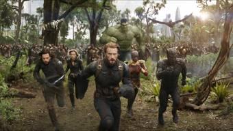 In Avengers: Infinity War haben praktisch alle Superhelden aus den bisher 18 Marvel-Filmen einen Auftritt.