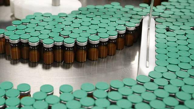 In Italien hat es zu viel Schweinegrippe-Impfstoff (Archiv)