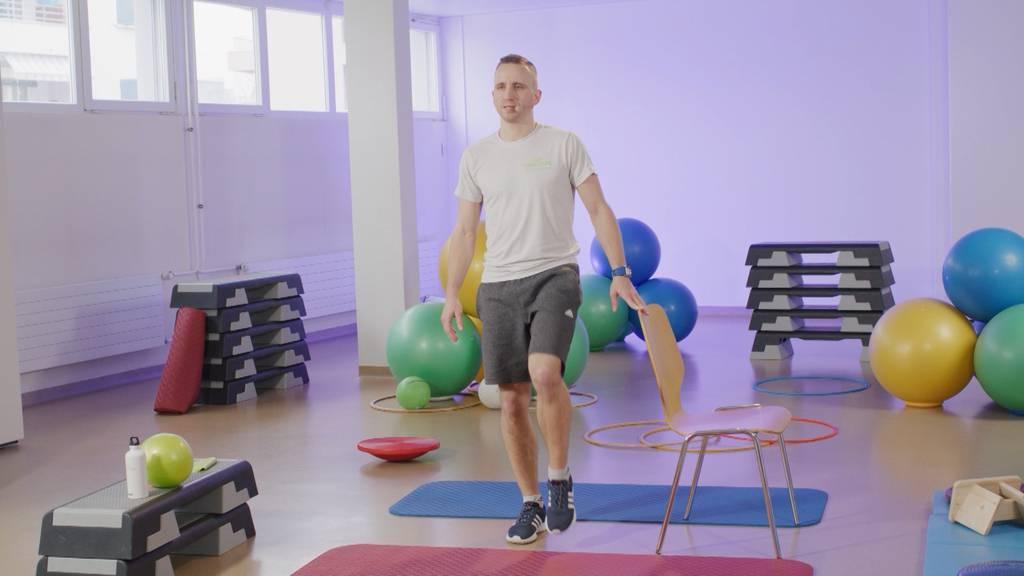 «Gymnastik im Wohnzimmer» vom 9. Juni 2021