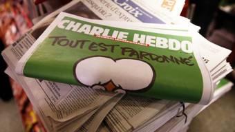 """Die Satire-Wochenzeitung """"Charlie-Hebdo"""" (Archiv)"""