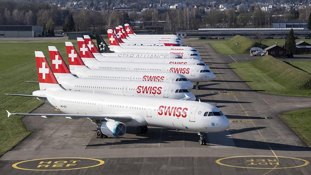 Swiss schreibt hohen Verlust (Symbolbild)