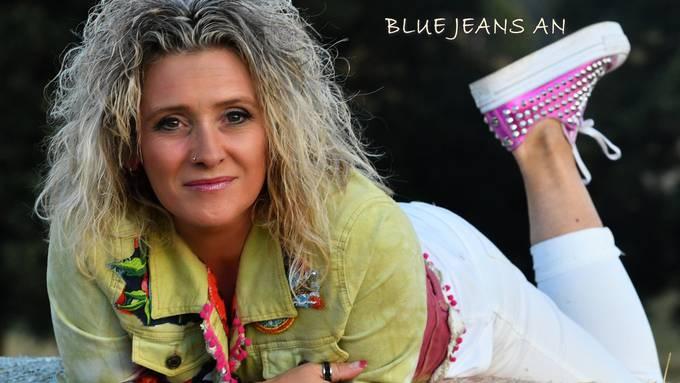 Daniela Alfinito - Dann zieh ich meine Blue Jeans an