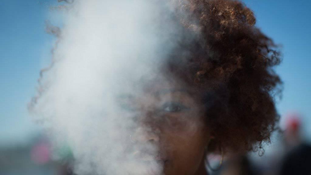 Kiffer in den USA sind auf einem Siegeszug, denn in mindestens vier weiteren US-Bundesstaaten wird der Besitz und Konsum von Marihuana generell legalisiert.