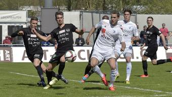 FC Wohlen - Le Mont, 19.04.2015