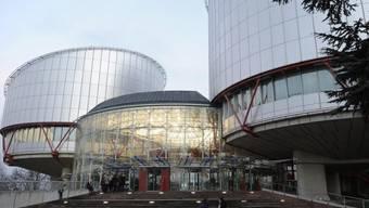 Der Europäische Gerichtshof für Menschenrechte in Strassburg