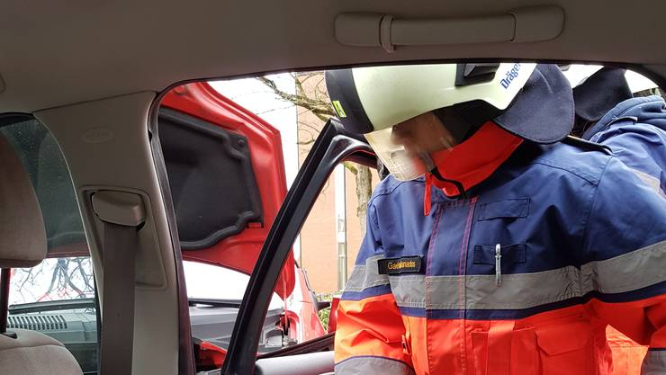 24-Stunden-Feuerwehrübung