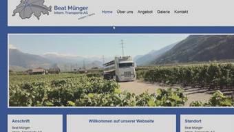 Rund 275`000 Liter Diesel hat die Transportfirma Beat Münger AG aus Solothurn von Deutschland in die Schweiz geschmuggelt.