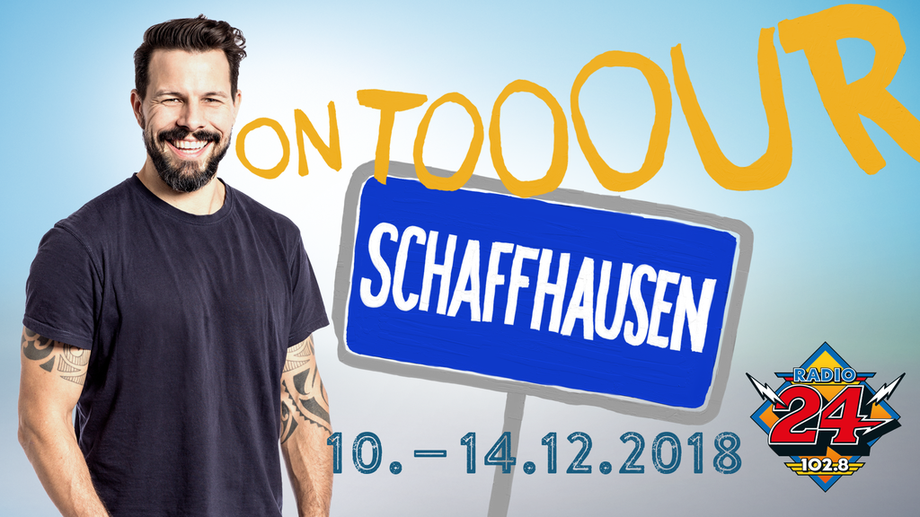 «Tour de 24» in Schaffhausen