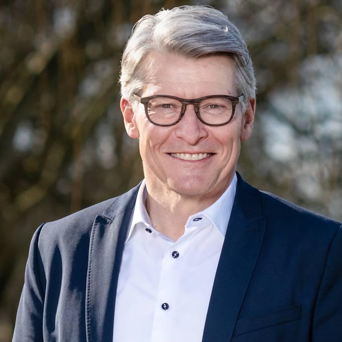 Markus Schüpbach (FDP) will Solothurner Stapi werden