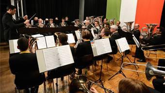Die Musikgesellschaft Winznau unter der Direktion von Fabian Bloch entführte das Publikum bei ihrem Frühlingskonzert nach Italien.