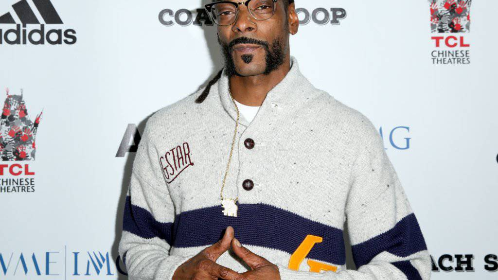 Snoop Dogg rappt für Hillary Clinton