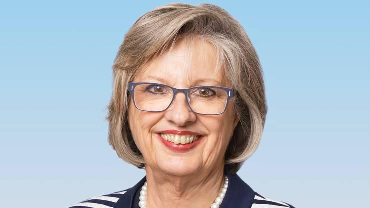 Linda Baldinger leitet seit über 10 Jahren das Regionale Arbeitsvermittlungszentrum (RAV) Brugg.