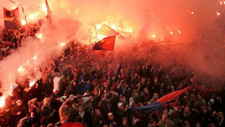 Basel kann seine Helden die ganze Nacht feiern.