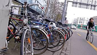 Velos und Fussgänger sind in Basel in jüngster Zeit öfter aneinander geraten.