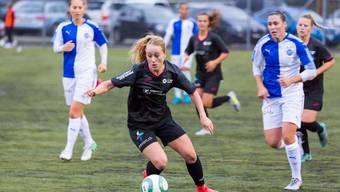 Ohne Glück: Die FC Aarau Frauen verlieren auch das zweite Spiel gegen GC.