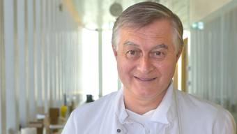Christian De Geyter eröffnet nach zwanzig Jahren am Universitätsspital ein eigenes Zentrum.
