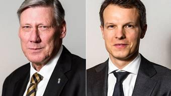 Nach der Wahlschlacht: Leimgrübler oder Hofmann - wer wird Statthalter des Bezirks Dietikon.