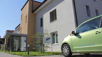 Die neu fusionierte Spitex Fricktal AG hat auch einen Standort in Bözen.