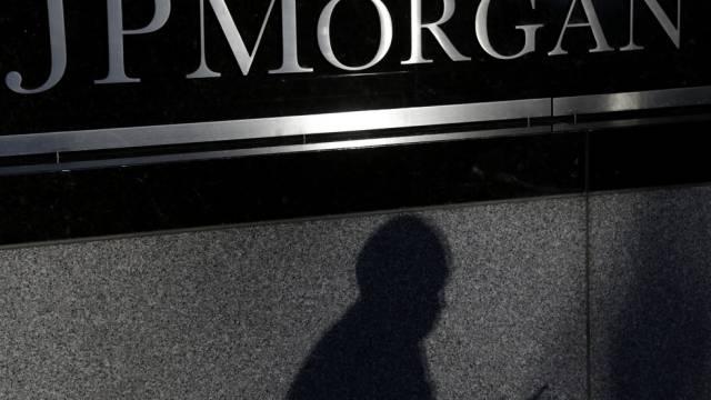 JPMorgan-Hauptsitz in New York (Symbolbild)