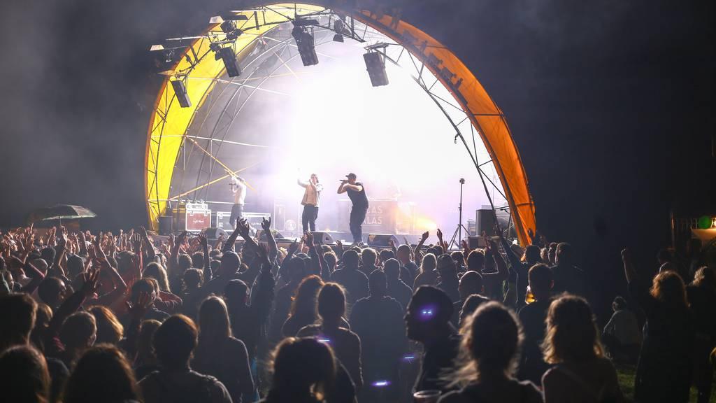 Die Mehrtagestickets für das Clanx Festival 2019 waren innert Rekordzeit ausverkauft. (Archivbild)