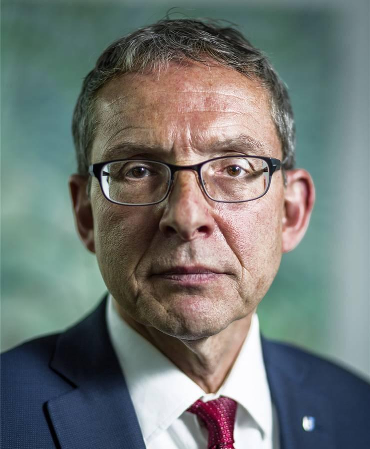 Urs Hofmann, Aargauer Landammann