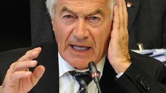 Regierungsrat Walter Straumann dürfte sich angesichts der Meinungsvielfalt des «selektiven Hörens» befleissigt haben.