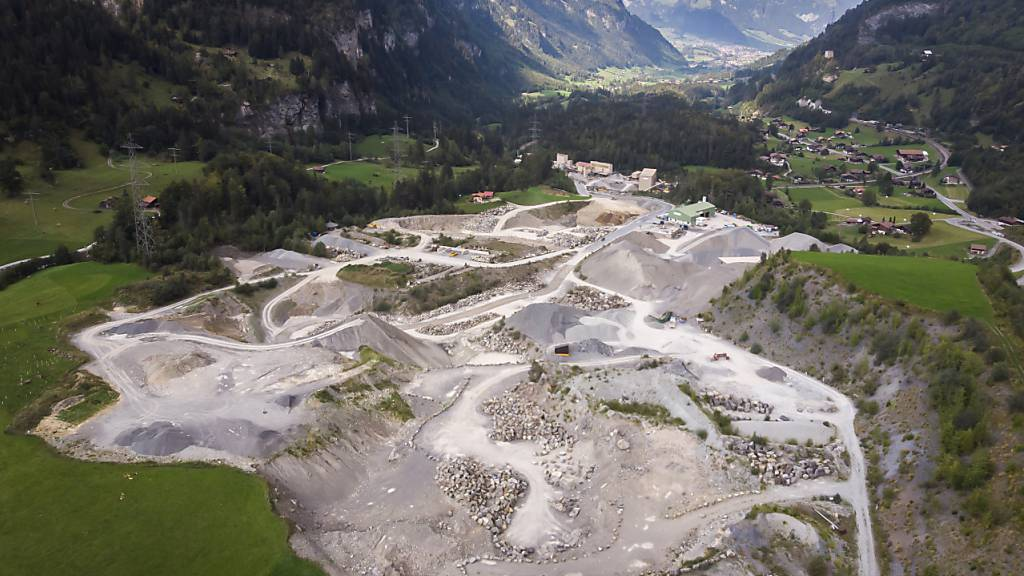Umweltskandal in Mitholzer Kiesgrube zieht immer weitere Kreise
