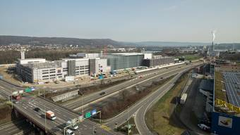 Eines der aktuellen Grossinvestitionsgebiete in der Region: Salina Raurica in Pratteln. Künftig wollen sich Baselland und Basel-Stadt vermehrt in die Hände spielen.
