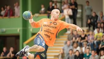 Sandro Soder holte mit dem TV Möhlin einen Punkt gegen Altdorf.