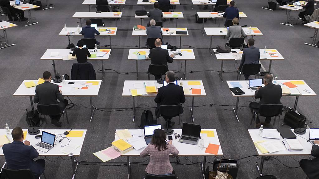 St.Galler Kantonsrat entscheidet über Wechsel zur Sparpolitik