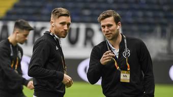 Fussballpause nicht nur für Silvan Widmer und Fabian Frei: Der FCB gibt seinen Spielern bis Ende März frei.