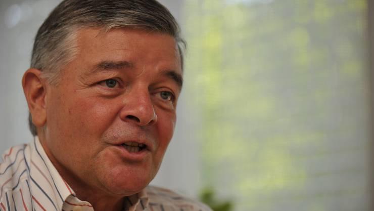 «Bei den Schuldnern haben wir Nullwerte», erklärt Gemeindepräsident Anton Probst.  (Archiv)