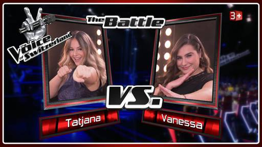 Staffel 1 - Folge 8   Battle Tatjana vs Vanessa