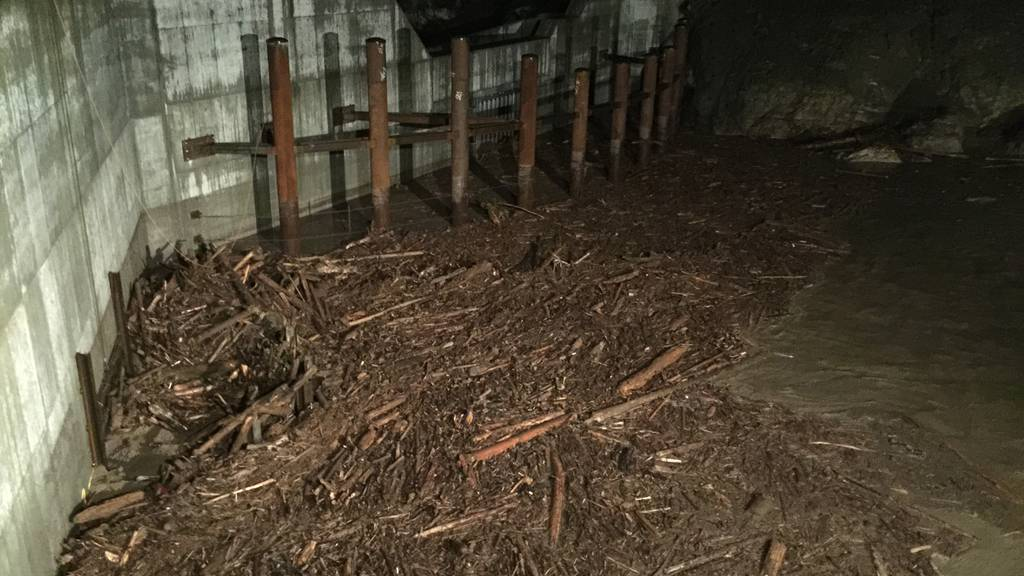 Hochwasserschutz der Kleinen Melchaa funktioniert