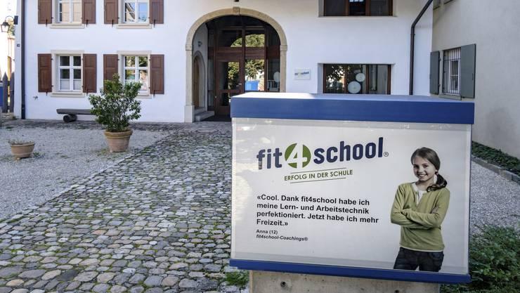 Coachings für Lern- und Arbeitstechniken stehen bei «Fit4School» zurzeit hoch im Kurs.