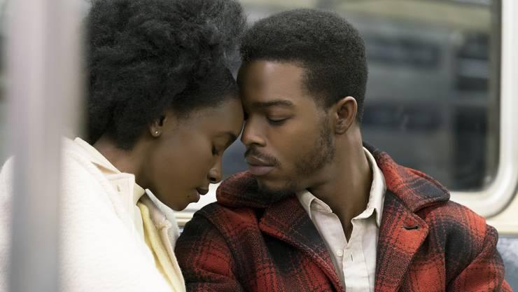 «If Beale Street Could Talk» erzählt die Liebesgeschichte zwischen Tish (Kiki Layne) und Fonny (Stephan James).