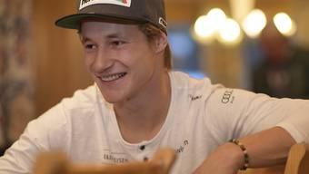 Der mehrfache Junioren-Weltmeister Marco Odermatt will sich im kommenden Winter im Weltcup etablieren