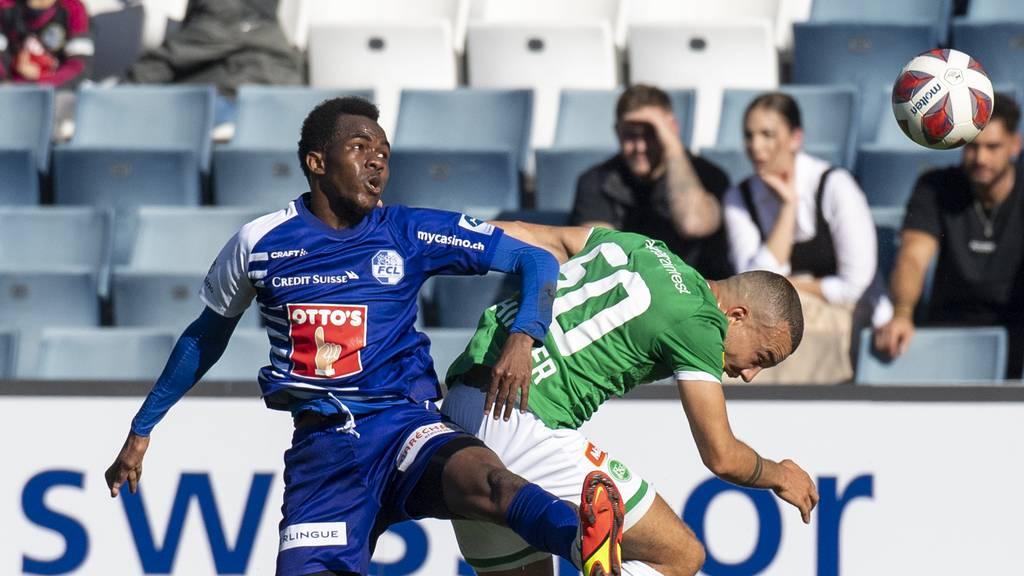 Endlich: FC Luzern holt sich gegen St.Gallen ersten Saisonsieg