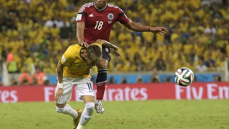 WM-Aus für Brasiliens Superstar Neymar