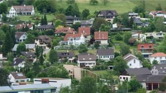 Das Dorf Magden: Das Dorf wächst und wächst.