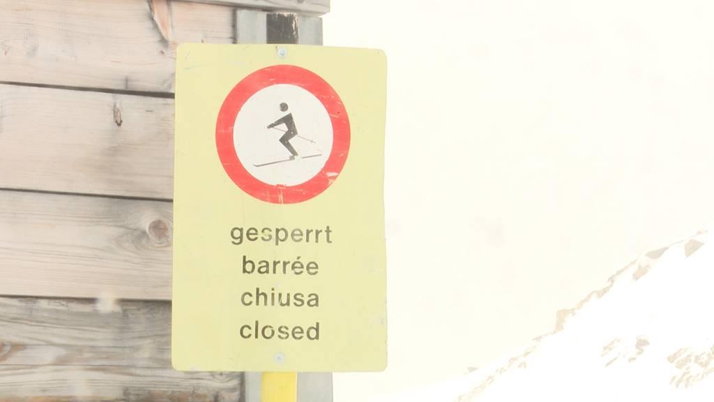 Lawine in Andermatt: Hätte man das Unglück verhindern können?