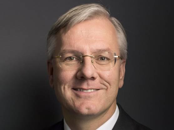 Roche-Chef Christoph Franz.