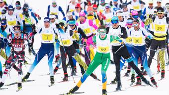 Engadiner ohne Skimarathon