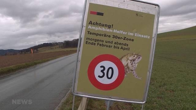 Amphibienrettung wird sicherer