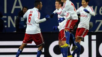 Der HSV kam zu seinem 7. Saisonsieg.