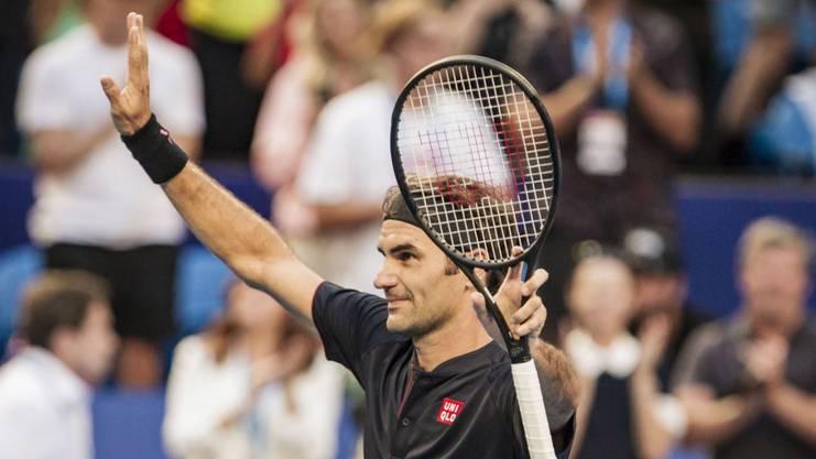 Gewinnt Federer zum dritten Mal in Folge und zum siebten Mal das erste Major-Turnier des Jahres, löst er Rosewall als ältesten Sieger der Geschichte ab.